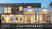 Marvin Windows and Doors introduces Marvin Contemporary Studio, a selection of popular Marvin solutions that are tailored to the contemporary design style.