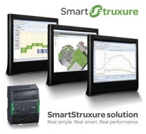 SmartStruxure is a fully integrated solution that selects from a menu of available software and hardware, combined with engineering, installation and services that ensures buildings are efficient and effectively managed.