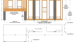 The Strong-Wall Bracing Selector web app can be used in conjunction with the Simpson Strong-Tie Wall-Bracing-Length Calculator web app, which helps calculate the required length of wall bracing per the 2009 or 2012 IRC.