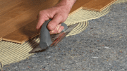 MP Global Products' Insulayment is an underlayment engineered specifically for installation under glue-down or nail-down hardwood and engineered wood floors.