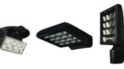 Hubbell Lighting has launched fully customizable light distribution outdoor LED luminaires—Kim Lighting's ArcheType X series.