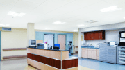 The Armstrong family of Ultima Health Zone ceilings now offers enhanced sound absorption and sound-blocking performance to address the growing concern over noise control and speech privacy in health-care settings.