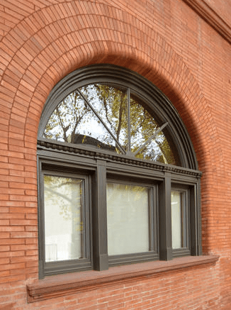 Zola Windows' American Heritage SDH is a high-performance, all-wood simulated double-hung window for landmark and other historic buildings.