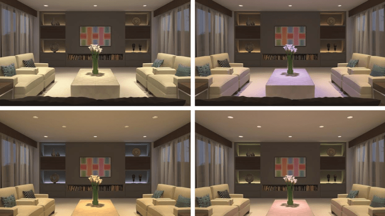Infinite Color+ from USAI Lighting is an architectural LED product family that combines state-of-the-art, high-performance white light with any and every color in the spectrum.