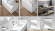 Ten products from Villeroy & Boch's Architectura line were introduced for 2015. A one-piece toilet and nine versatile washbasins have been added to the collection and are available for order from TOTO USA.