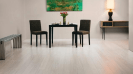 Smith & Fong Co. announced the expansion of its Stiletto strand flooring line with four new colors and an extended range of custom trim molding options.
