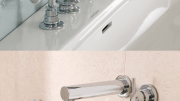 Victoria + Albert has introduced two additions to its modern and traditional faucet collections: Tubo and Staffordshire.