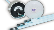 The redesigned X-Plus UV fixture from UV Resources accommodates 17- to 61-inch extended base lamps, which easily mount from the exterior of any HVAC system, air handler, plenum or duct, making it a low-cost, reliable and quickly serviceable unit favored by contractors.