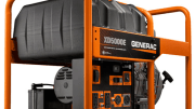 Generac Power Systems introduces its diesel-powered portable generator, the XD5000E.