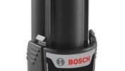 Bosch introduces its BAT415 12V Li-on 2.5 Ah Battery Pack.