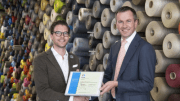 Desso achieves Cradle to Cradle Gold level certification for carpet tile collection.
