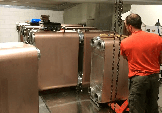 SWEP now provides Brazed Plate Heat Exchangers certified by the Air-Conditioning, Heating and Refrigeration Institute.