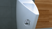 Sloan introduces its Sloan Hybrid Urinals.