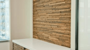 Smith & Fong Co. introduces DecoPalm, a line of premium, contemporary, 3-D wall paneling products manufactured from reclaimed palm wood.