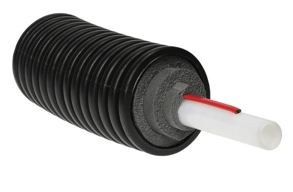 Pre-insulated Pipe Offers Freeze Protection - retrofit