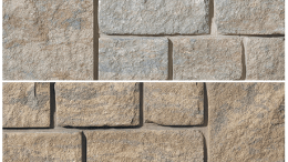 Arriscraft introduces Matterhorn—a unique-looking Building Stone manufactured almost entirely from reclaimed material.