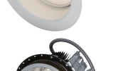 Cree Inc.'s KR8 and LR6 LED downlights