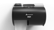 GP PRO introduces its Compact with ActiveAire Tissue Dispenser.