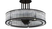 Meyda Custom Lighting unveils the Marquee Gural Chandel-Air.