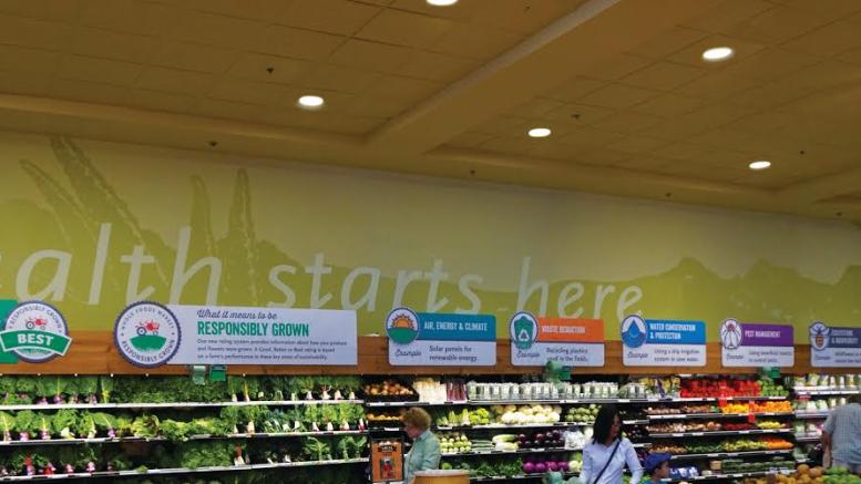 Whole Foods Market - LED retrofit
