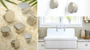 Atlas Homewares introduces the Chunky Collection of knobs for kitchens, bathrooms and more.
