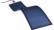 MiaSolé's CIGS-based, thin-film FLEX-02 solar modules are IEC 61646, IEC 61730, UL 1703 certified and UL 790 Class A fire rated.