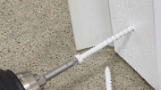 Simpson Strong-Tie's PVC Trim-Board screw