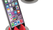 Mockett introduces Dock-it, a phone and small tablet holder.