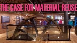 material reuse