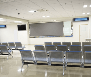 The GLO Upper Air Germicidal UV Fixture can be used in surgical suites, emergency room waiting areas, patient rooms, as well as homeless shelters, jails and prisons.