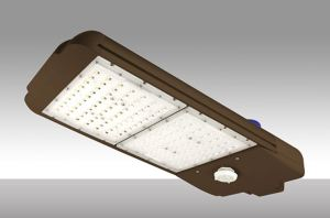 The ARX Series LED X-Large Area Light as the 1000-watt retrofit solution for parking lots, campuses, automotive dealerships and large retail locations.