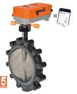 Belimo Americas announces the release of a butterfly valve designed specifically for the HVAC industry.