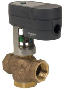 The SmartX MG350V globe valve actuator maximizes efficiency at the application level.
