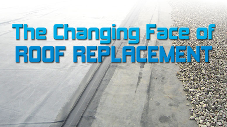 reroofing without tear off