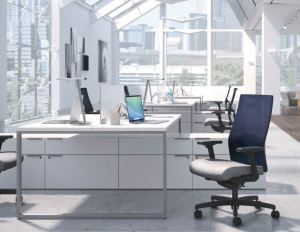 The Ignition seating collection introduces ergonomic and aesthetic enhancements designed to boost productivity in the office.