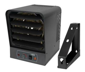 The SKB compact unit heater provides heat for commercial applications.
