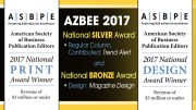 retrofit has won a 2017 AZBEE Silver National Award and Bronze National Award, as well as two Gold Regional Awards and one Silver Regional Award (Southeast) from the American Society of Business Publication Editors.