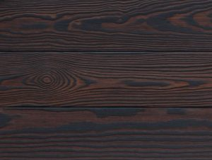reSAWN offers two charred Kebony cladding products that are burned using a process inspired by the Japanese tradition of shou sugi ban.