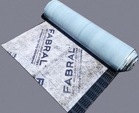 The adhesive layer of the metal roof underlayment offers the application benefits of cold-temperature adhesion and thermal stability under high heat.