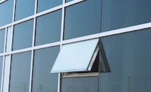 Awning and Casement Windows Provide Natural Ventilation