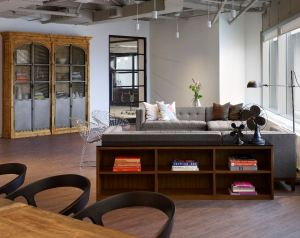 With the lines between home and work becoming almost obsolete, commercial buildings are taking on a resi-mercial aesthetic.