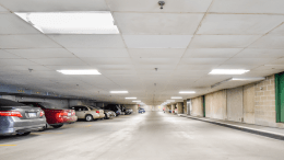 parking garage LED