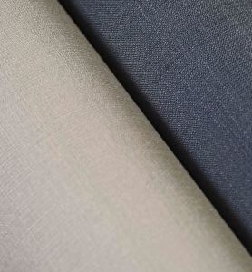 SheerWeave Styles 7600 blackout fabrics feature a linen pattern that are available in nine color options.