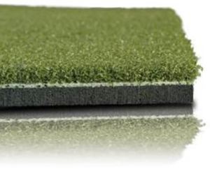Speed & Agility Turf is an indoor athletic and fitness surface designed to provide durability and sound and shock absorption.