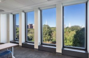 Low-e glass improves light-to-solar gain, increasing the number of hours in the year that natural daylighting can be used.