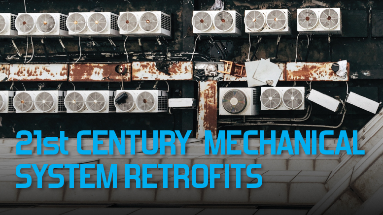 mechanical system retrofits