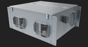 Minicore energy recovery ventilators, from Ruskin, exceed 50 to 60 percent total energy recovery effectiveness with 0.5 percent cross-contamination.