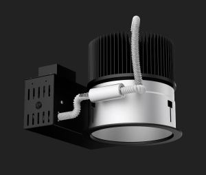 REV 8 Prime replaces fluorescent and 400-500W Metal Halide fixtures.
