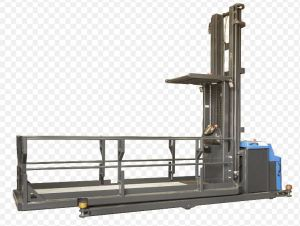 The Combi-OP is a purpose-built order picker for long products.