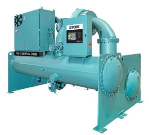 The YORK YZ Magnetic Bearing Centrifugal Chiller is optimized for performance with a next generation low-global warming potential (GWP) refrigerant, R-1233zd(E).
